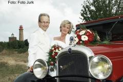 Alt-Bild: Hochzeit am Kap Arkona