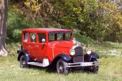 Alt-Bild: Limousine Citroen AC4