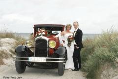 Alt-Bild: Hochzeit am Strand
