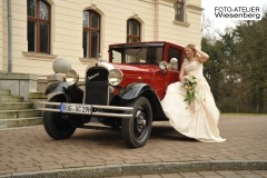 Alt-Bild: Hochzeitsfoto in Ralswiek