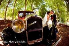 Alt-Bild: Hochzeit in der Granitz