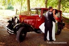 Alt-Bild: Hochzeit auf Rügen