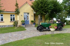 Alt-Bild: Ausflug mit dem Cabriolet
