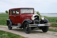 Alt-Bild: Rügenrundfahrt mit der Limousine