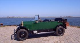 Alt-Bild: Cabriolet Citroen B12