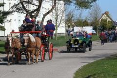 Alt-Bild: Umzug Feuerwehrfest
