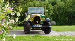 Oldtimer Cabriolet Citröen B12