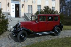 Limousine Citroen AC4