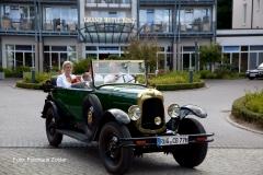 Hochzeitsfahrt in Binz