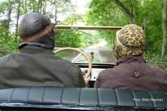 Ausflug mit dem Cabriolet
